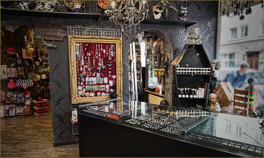 Cutglass Piercing München Laden